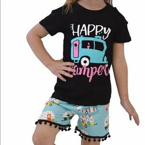Other - Happy camper outfit